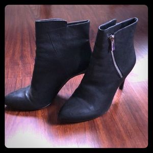 Vince Camuto stiletto booties